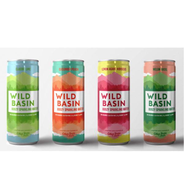 Oskar Blues Wild Basin Boozy Sparkling Water Pack