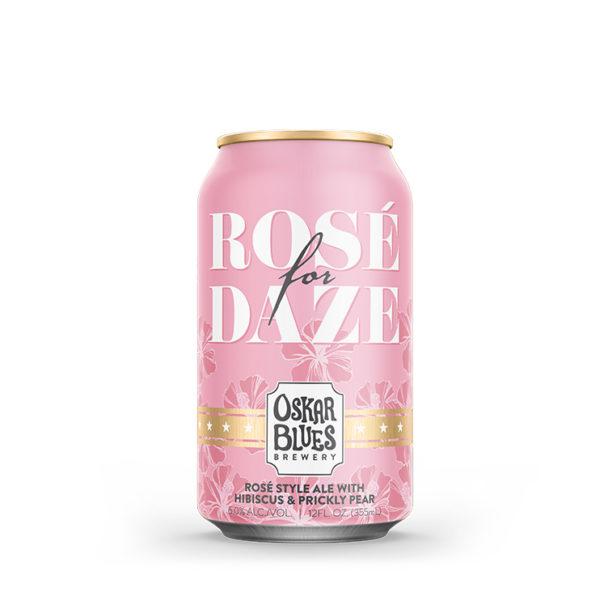 Oskar blues Rose for Daze