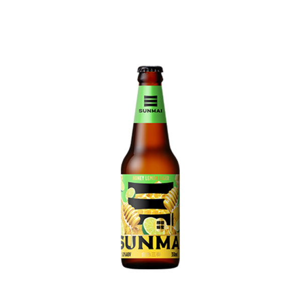 Sunmai Honey Lemon Lager