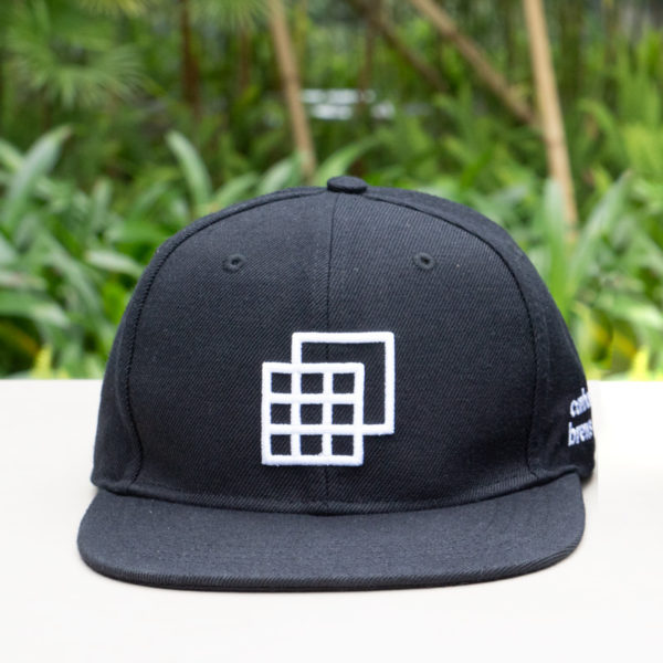 Carbon-brews-snapback-hat