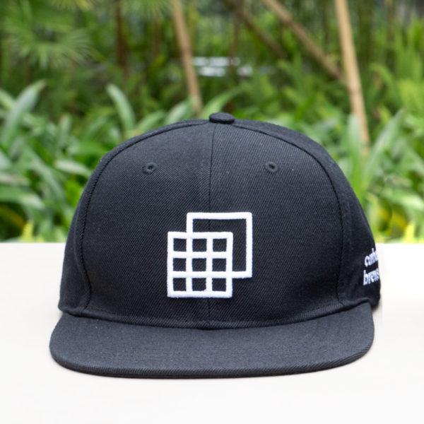 Carbon-brews-snapback-hat