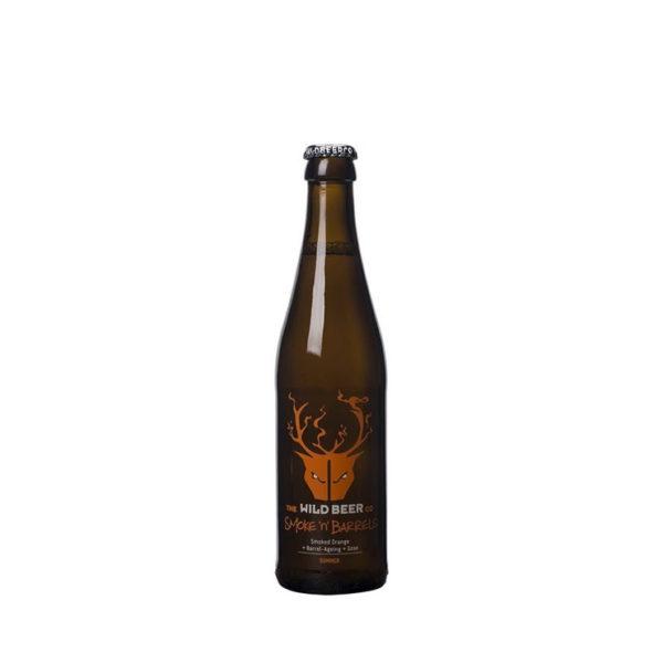 Wild Beer Co Smoke n barrel summer