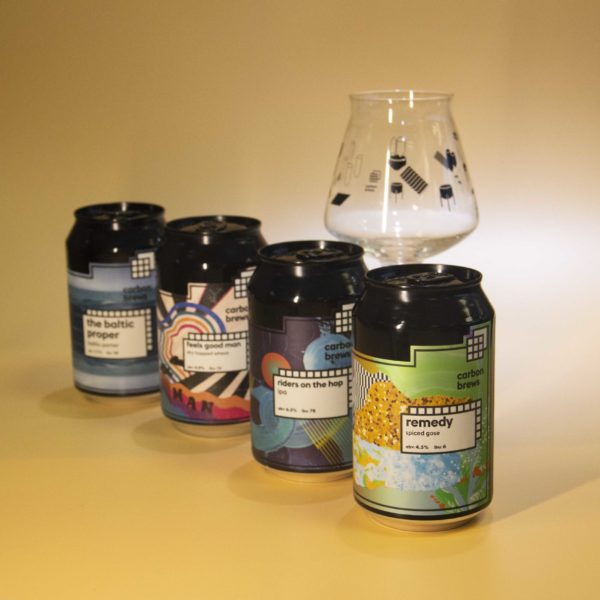 Carbon Brews Remedy Pack